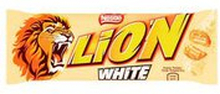 Lion - Baton biały