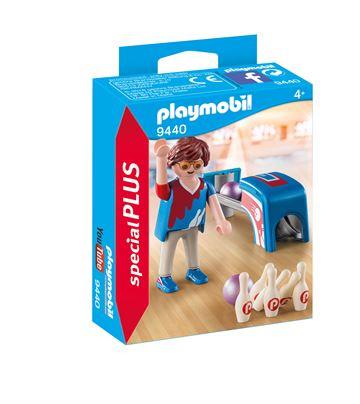 Playmobil 9440 Bowling spiller - playmobilbutikken