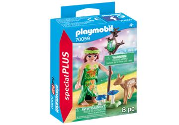 Playmobil 70059 Fe med Dådyr - playmobilbutikken