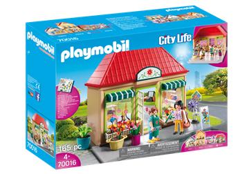 Playmobil 70016 Min Blomsterbutik - playmobilbutikken