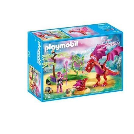Playmobil 9134 - Venlig drage med baby - playmobilbutikken