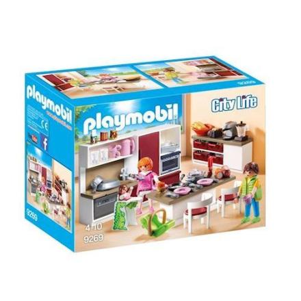 Playmobil 9269 - Stort samtalekøkken - playmobilbutikken