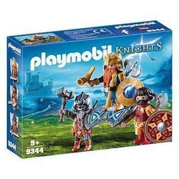 Playmobil 9344 Dværgkonge - playmobilbutikken