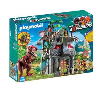 Playmobil 9429 Lejr med T-rex - playmobilbutikken