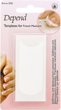 Depend, Templates French Manicure,