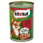 Kitekat - Karma dla kota z wołowiną