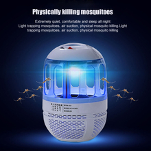 ZINUO LED Electric Mosquito Killer Lamp DC5V USB Powered Bug Zapper Trap Lamp Insect Anti Mosquito Repeller Light