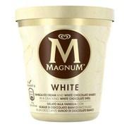 Magnum - White Lody waniliowe z białą czekoladą