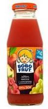 Bobo Frut - Nektar jabłko i malina
