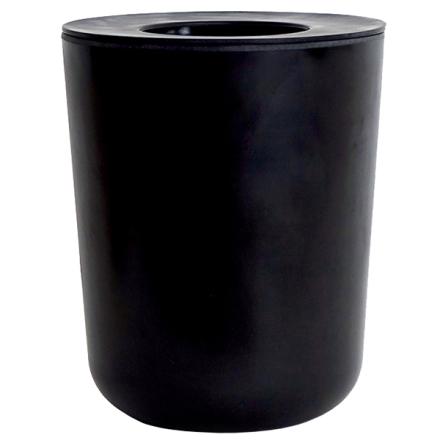 Ekobo BIOBU Bano roskakori, musta