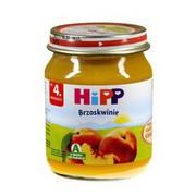 HiPP - Deser brzoskwinie