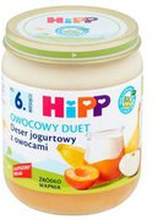 HiPP - Deser jogurt z owocami