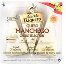 Garcia Baquero - Deska serów owczych Manchego