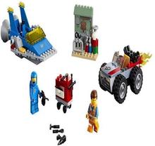 Lego Movie 70821 Emmet og Bennys, byg og reperer værksted
