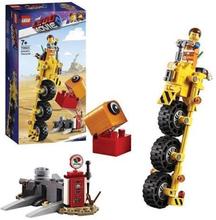 Lego Movie 70823 Emmets trehjulede cykel
