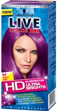 Live Color XXL HD Ultra Brights 1 set No. 094