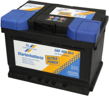 Akumulator CARTECHNIC ULTRA POWER 60Ah 540A P+