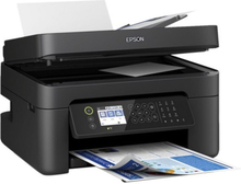 Multifunktionsprinter Epson WF-2850DWF 33 ppm WiFi Fax Sort