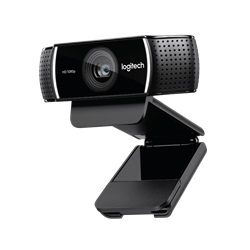 Logitech C922 Pro Steam Webcam