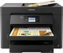 Multifunktionsprinter Epson WF-7830DTWF 25 ppm WiFi Sort