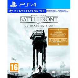 Star Wars: Battlefront Ultimate Edition /PS4 - wupti.com