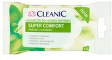 Cleanic - Chusteczki do higieny intymnej