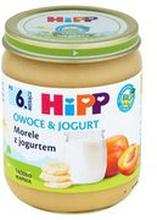 HiPP - Deser morele i jogurt