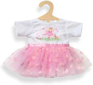Dukketøj, kjole Ballerina, til dukker på 35-45 cm