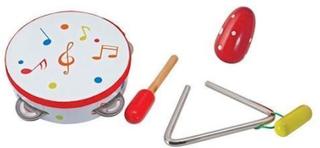 Musikinstrumenter, Eichhorn 3 dele