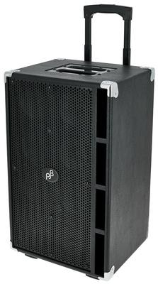 Phil Jones Neo Power Compact 8 Lite BK