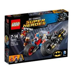 LEGO Super Heroes Batman™: motorcykeljagt i GothamCity 76053 - wupti.com