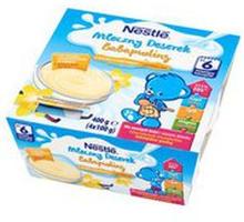 Nestle - Misiowy Deserek mleczno-waniliowy
