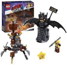 Lego Movie 70836 Kamp Med Batman Og Metal Skæg