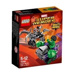 LEGO Super Heroes MightyMicros: Hulk mod Ultron 76066 - wupti.com