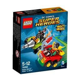 LEGO Super Heroes MightyMicros: Robin™ mod Bane™ 76062 - wupti.com