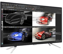 "Philips Brilliance BDM4350UC 43"" PC skærm"
