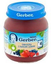 Gerber - Deser jabłko i owoce leśne