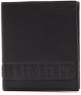 Plånbok svart 7ADD3712 Bikkembergs mannen Unique