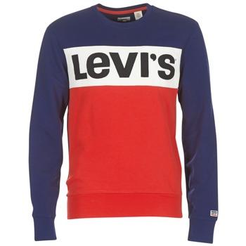 Levis Sweatshirts COLORBLOCK CREW Levis