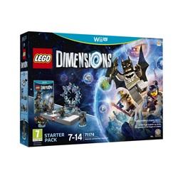 LEGO Dimensions: Starter Pack /Wii U - wupti.com