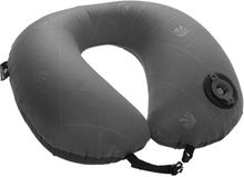 Eagle Creek Exhale Neck Pillow, ebony 2020 Matkatyynyt