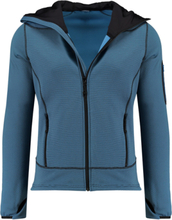 Kaikkialla M's Severi Stretch Jacket Azure 2017 XL Fleecetröjor