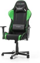 FORMULA F11-NE Krzes?o gamingowe - Czarno-zielony - Tkanina - 100 kg