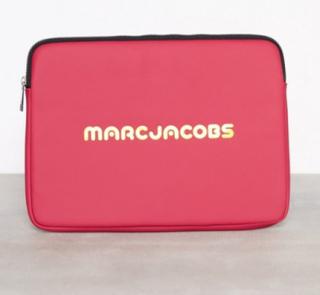 Marc Jacobs 13'' Computer Case Datorväskor Rosa