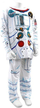 PlayAndWear Play And Wear - Pyjamas Astronaout - 7-8 År