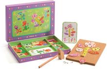 Djeco - Tap Tap Garden
