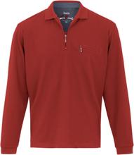Stay fresh-tröja krage från HAJO röd