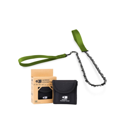 Nordic Pocket Saw X-Long Redskap Grön OneSize