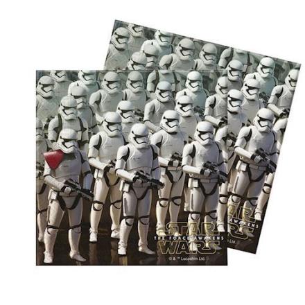 Star Wars servietter 20 stk.