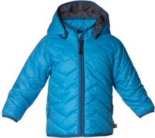 Isbjörn of Sweden Frost Light Weight Jacket Kids Barn syntetjakker mellomlag Blå 110/116